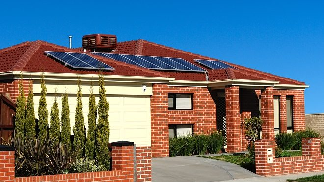 Correctly sizing a solar panel system for your home